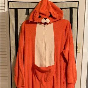 Kangaroo Sleepwear Costume